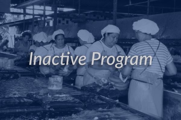 inactive program